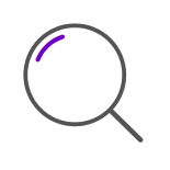 19 magnifier zoom search outline 2 1